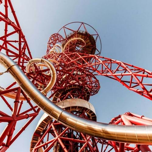 ArcelorMittal Orbit, London
