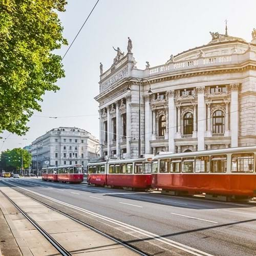 City Cruise, Vienna