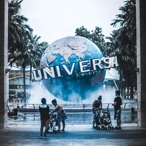 Universal Studios Hollywood, LA