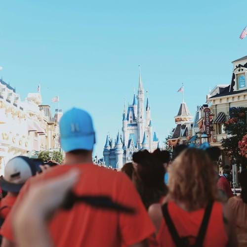 Magic Kingdom Park, Florida