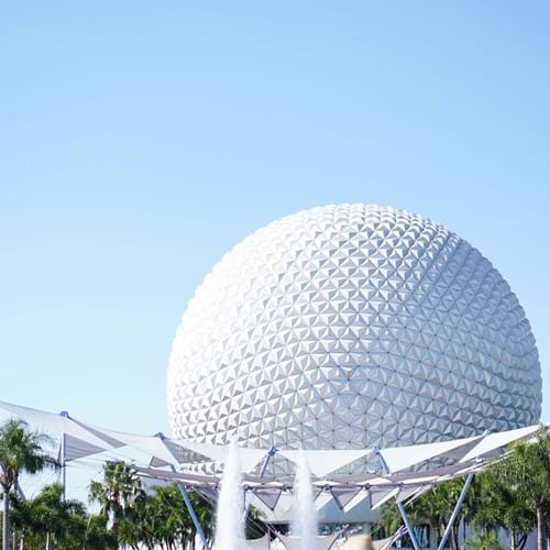 Epcot Center, Florida