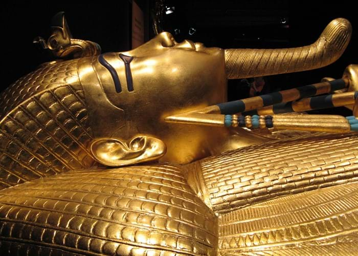Five reasons you should not miss the Tutankhamun Exhibition in London!