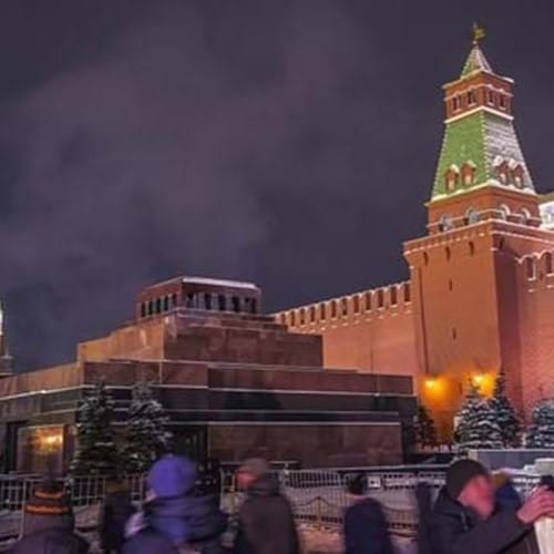 History trips to Moscow & St Petersburg