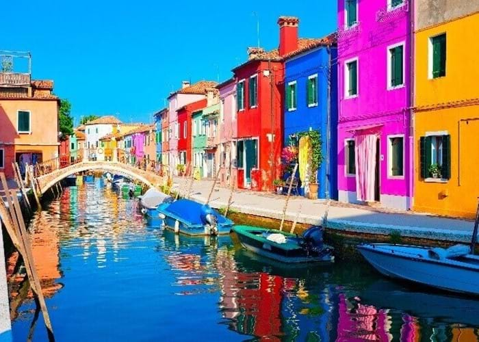 Top reasons to visit Europe's glassmaking centre in Murano or Burano, Venice